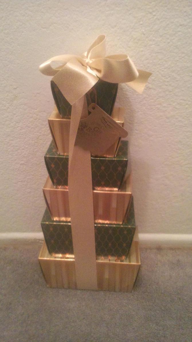 Tower Of Gifts by koolasvegan1