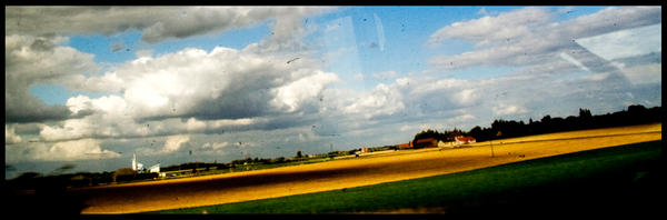 Through the window by mjanvier