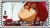 Kurama Stamp by Yumiko12345