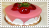 Strawberry Cake Stamp by Yumiko12345