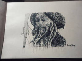 Davy jones by 13Enemies