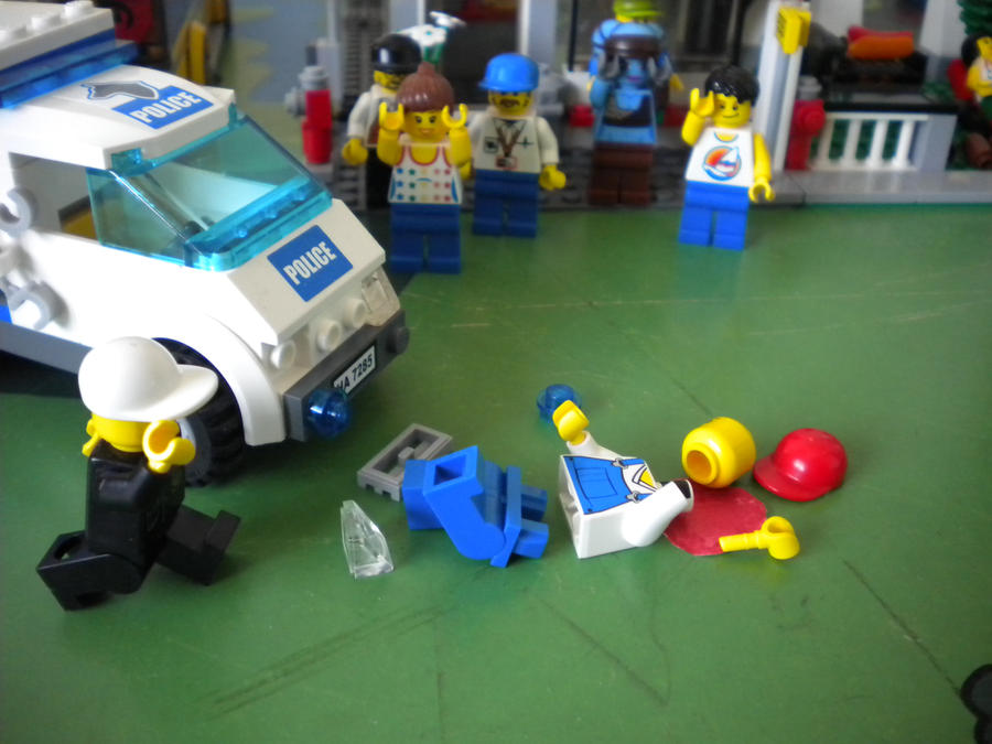 Video Car Crash Charlestown