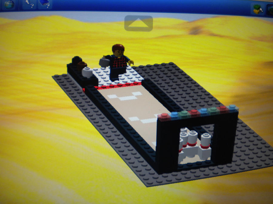 Lego Bowling 2 by InkRose98 on DeviantArt