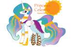 Princess Celestia's Gala Dress 2012