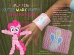 Cutie Mark Cuffs: Pinkie Pie Style