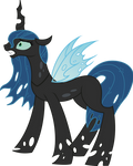Luna Disfigured