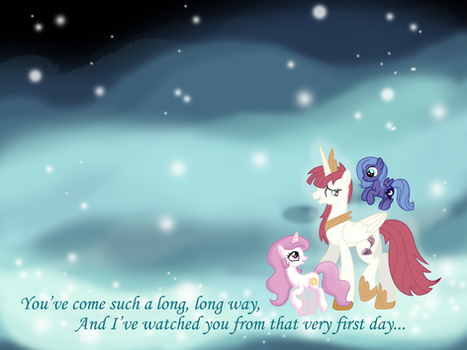 An Alicorn's Destiny