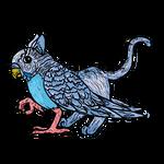 Parakeet Griffon by InkRose98