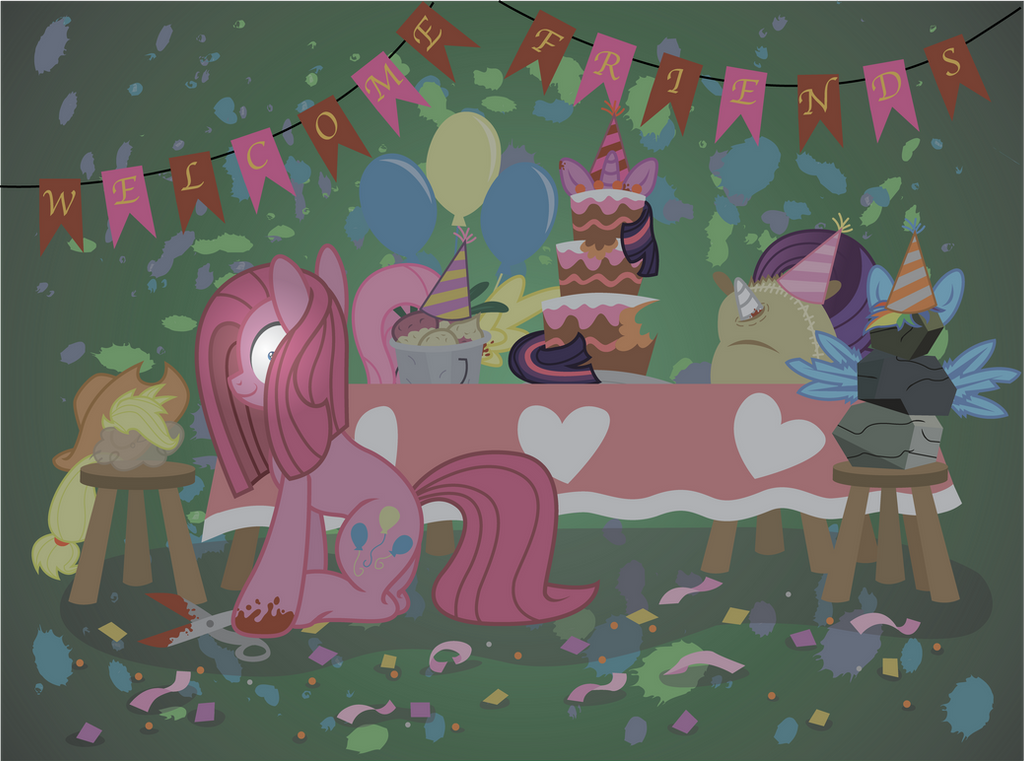 A Most Delightful Party by InkRose98