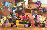 My Little Team Fortress 2