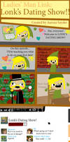 Ladies' Man Link Comic by My Little Sister