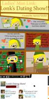 Ladies' Man Link Comic by My Little Sister by InkRose98
