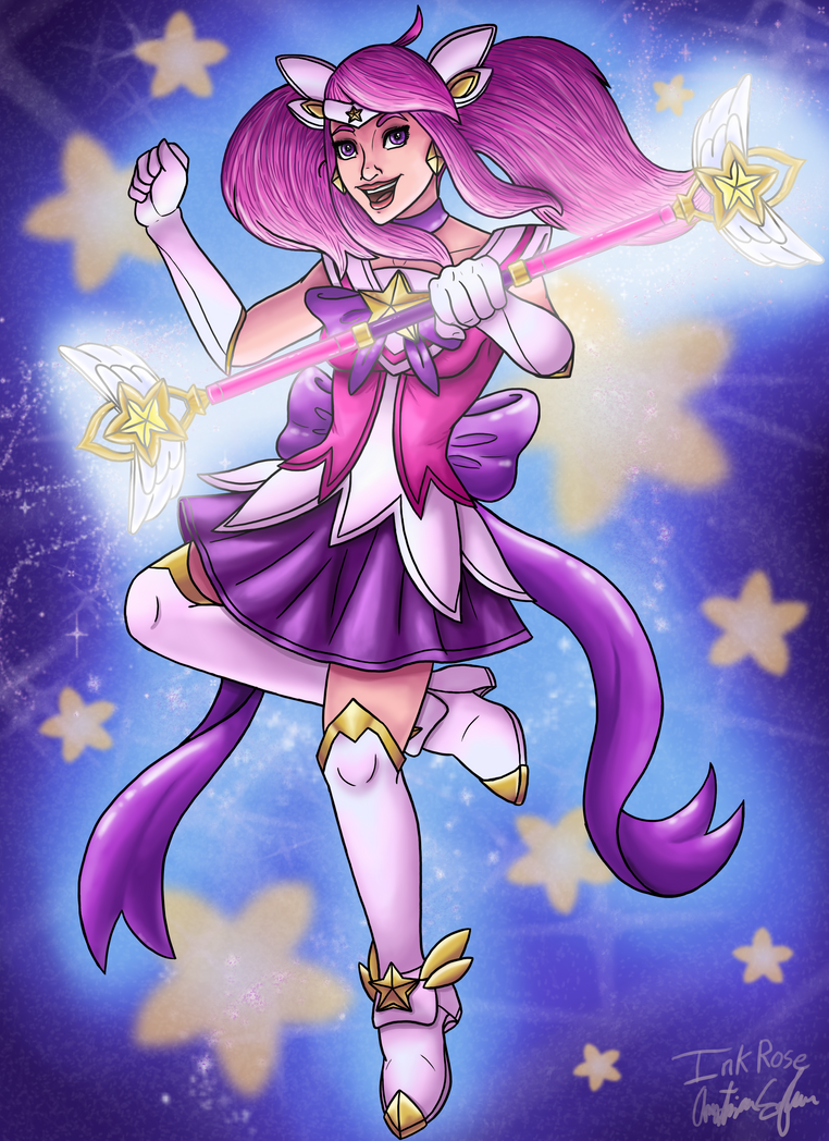 Star Guardian Lux by InkRose98
