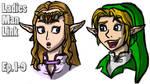 Ladies' Man Link COMIC DUB! (Link Below) by InkRose98