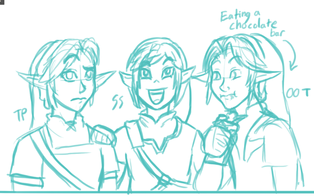 Ladies' Man Link Preview by InkRose98