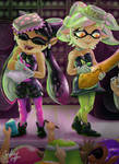 Squid Sister Autographs Sell for Lots on Ebay!
