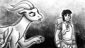 Confronting Gerel (Dragon Queen Chapter 4)