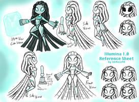 Illumina 1.0 Reference Sheet by InkRose98