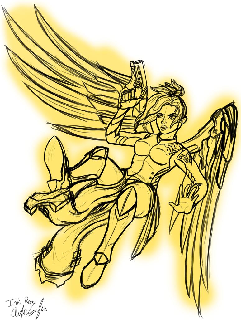 Battle Medic by InkRose98