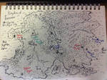Wip Eveanor Map (Dragon Queen)
