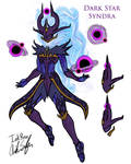 Dark Star Syndra (WIP)