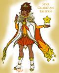 Star Guardian Taliyah WIP