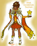 Star Guardian Taliyah WIP