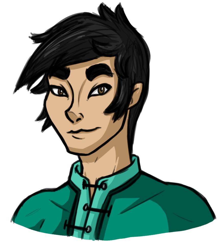 Gerel Portrait