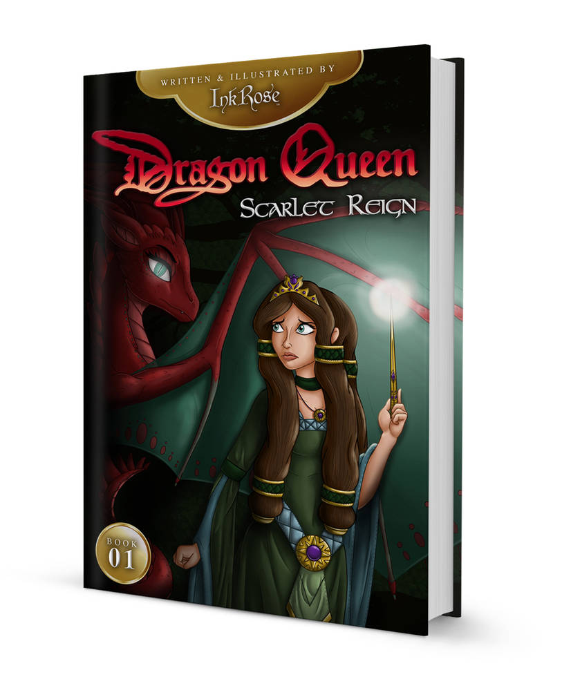 Dragon Queen: Scarlet Reign Now Avaliable!