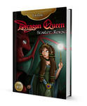 Dragon Queen: Scarlet Reign Now Avaliable! by InkRose98