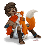 RIME-- Boy and his Fox