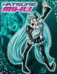 Hatsune Miku (Finished)
