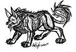 Creature Design Wolf Panther