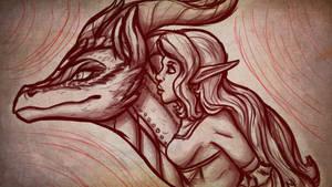 Aelwen by InkRose98