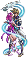 He's My Wingman. (Star Guardian Luxreal)