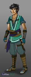 New Gerel Design by InkRose98