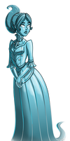 Eleanor Character Illustration