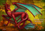 Princess Aelwen: Dragon Form