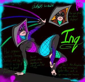 Spidersona Inq