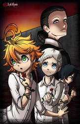 The Promised Neverland by InkRose98