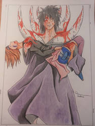 The pain of Obito