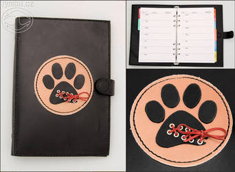Diary cover for Catstyle.cz by tymur