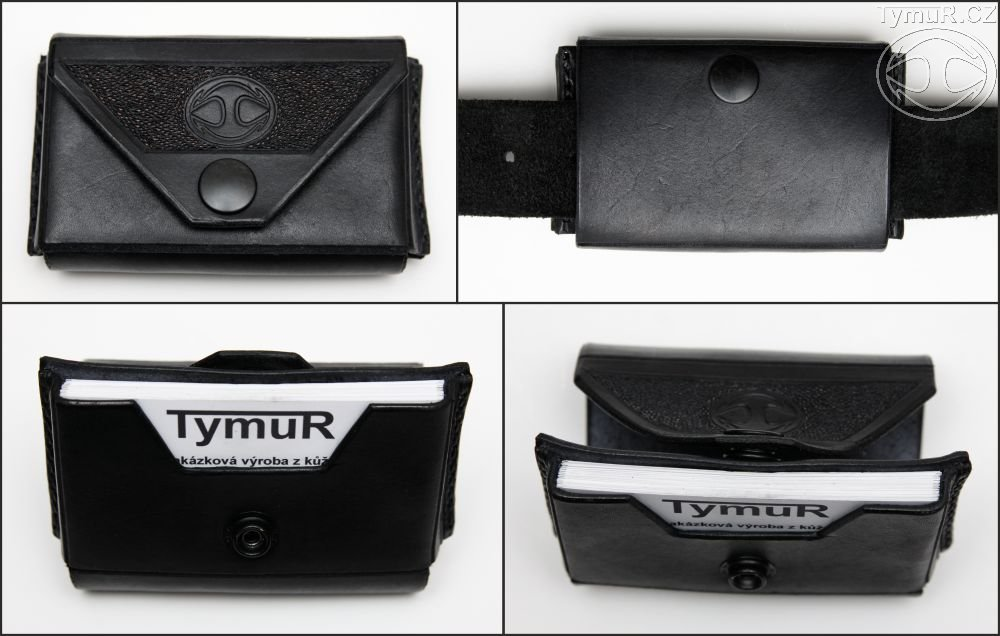 Business card holster by tymur