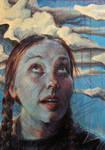 Endia Gomez-The Sky is Falling