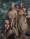 Mothers of Nephilim