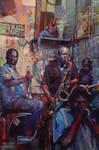 Memphis, Juke joint, Blues