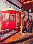 Traveling by Streetcar