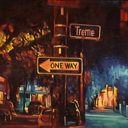 Treme One Way by Sloppygee
