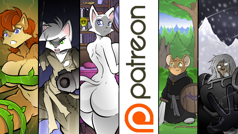 New Patreon Image! Please Donate and help me out by Hayakain