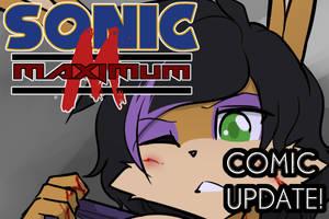 Sonic M new page! by Hayakain